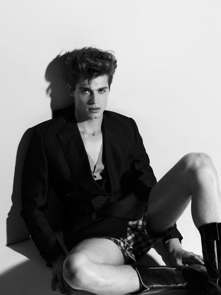 Florian / New York Model Management