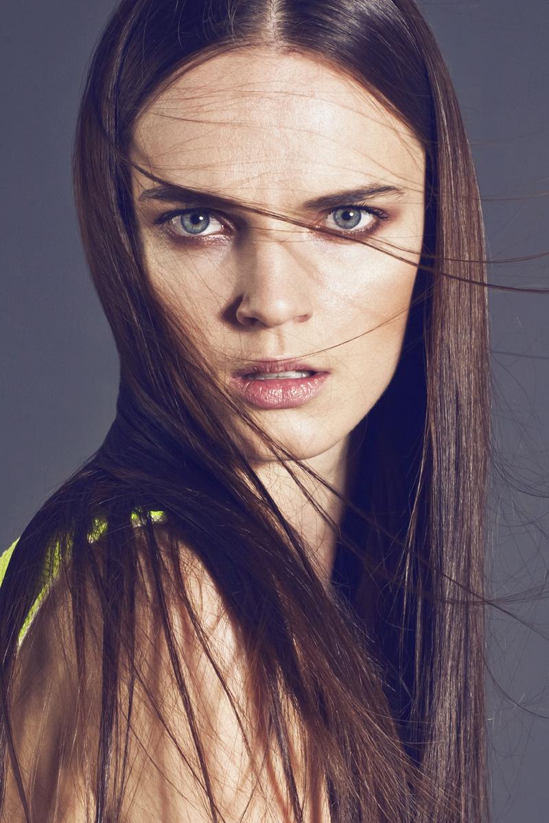 Polina / image courtesy Mango Models