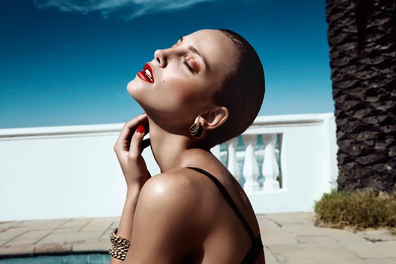 Charissa / image courtesy Ice Model Management