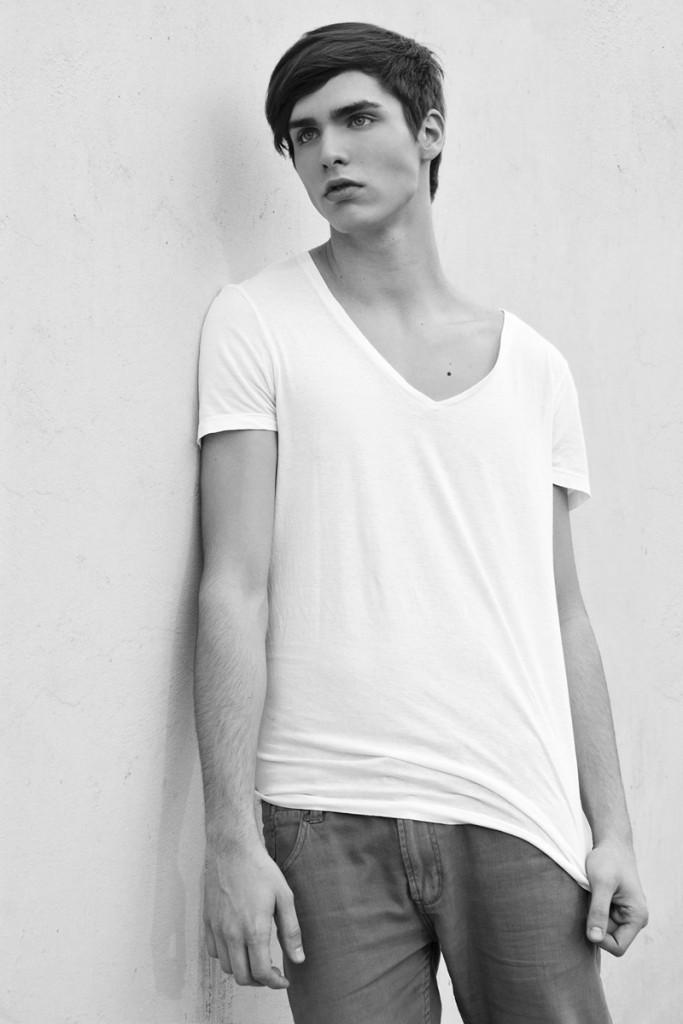 Filip / image courtesy Fox Models
