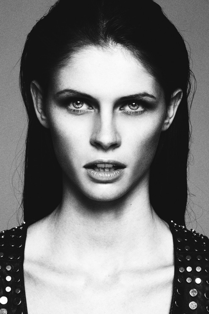 Sonja / image courtesy Model Management