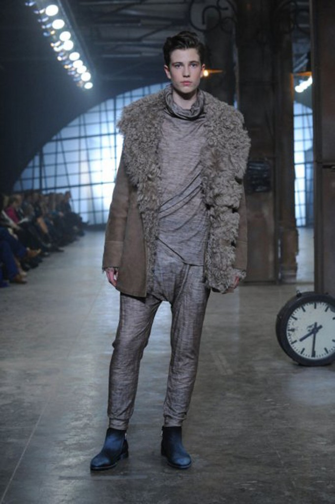 Franek / image courtesy Rebel Models