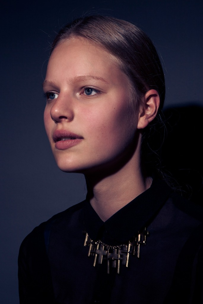 Marieke / image by Luc Coiffait courtesy Profile Models