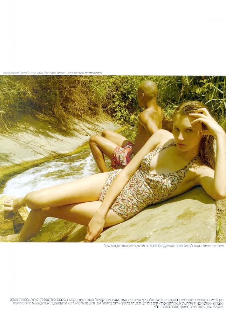 Ira / image courtesy Yuli Models