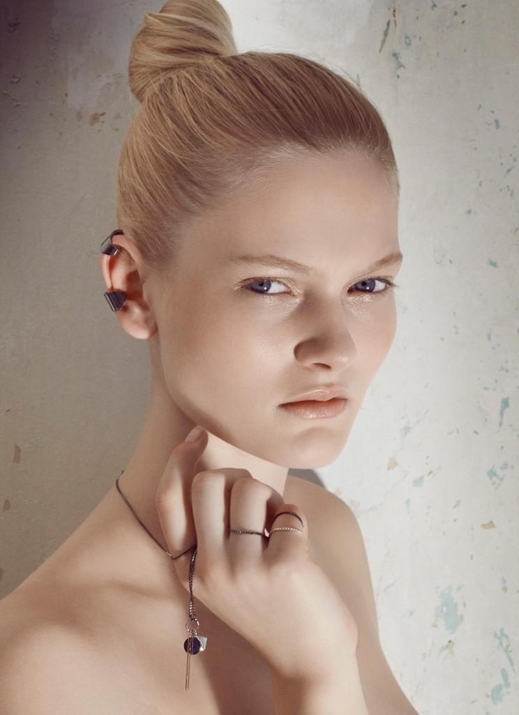 Frederikke / image courtesy m4 models