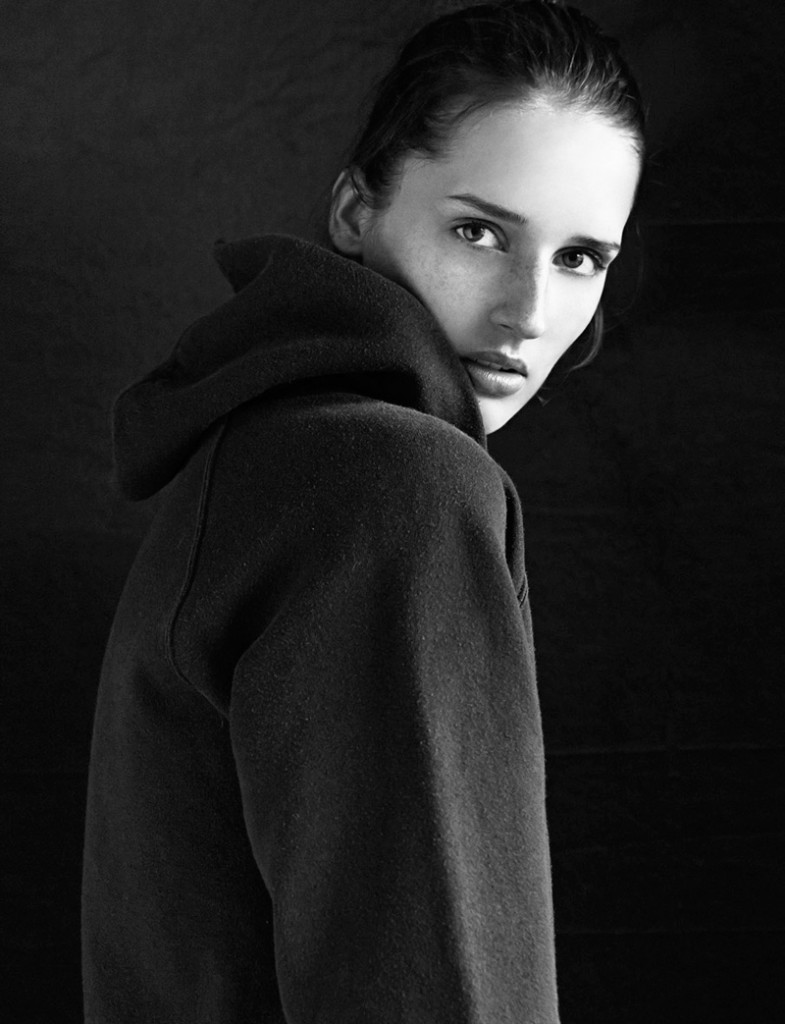 Sara / image courtesy Ford Models Europe