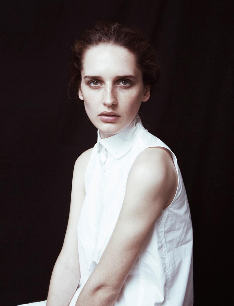 Sara / image courtesy Ford Models Europe