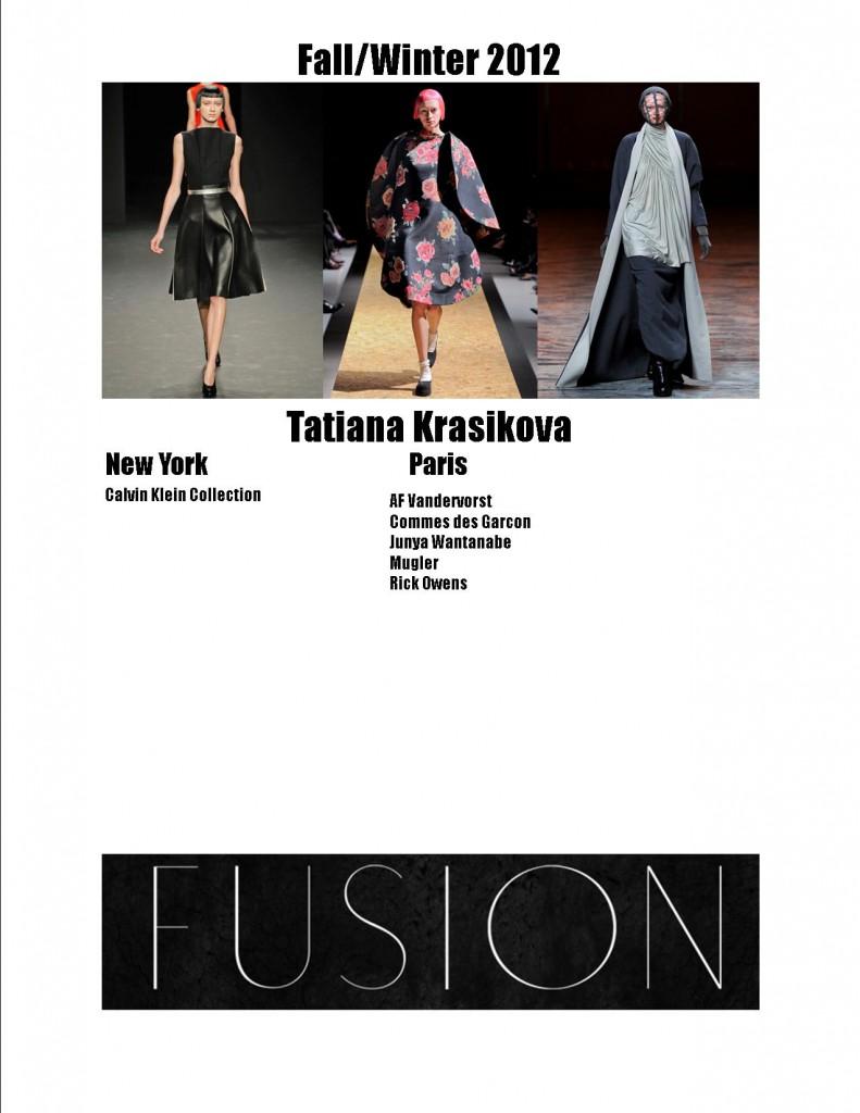 Tatiana / Fusion