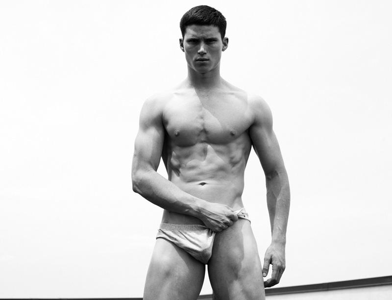 Matt / New York Models photo by Greg Vaughn