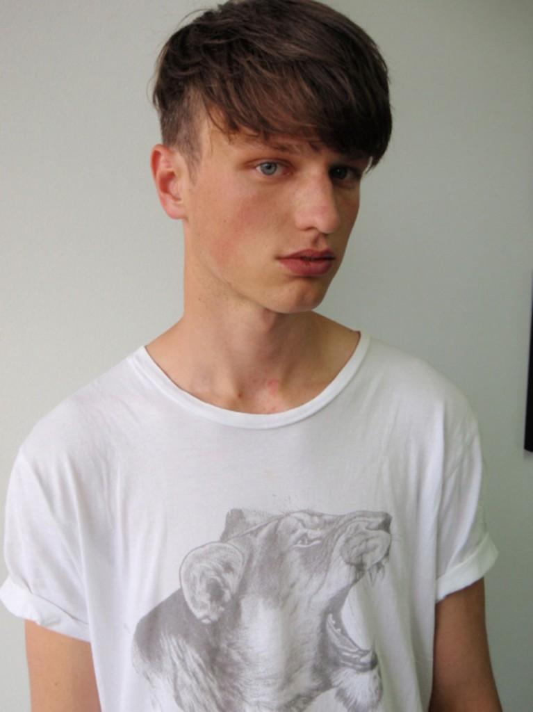 Freeman / polaroid courtesy I Model Management