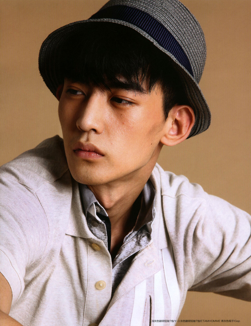 Xiaotian / image courtesy Instar Model Management