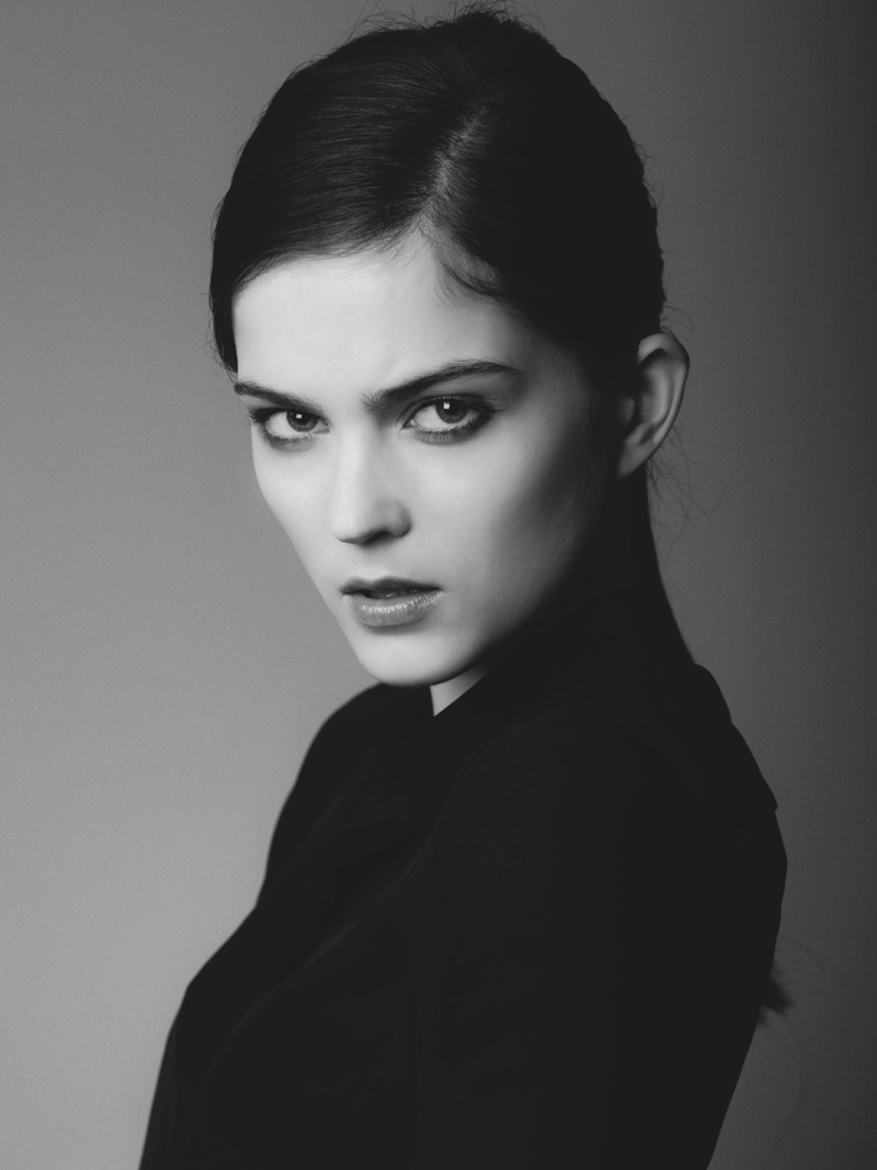 Lena / image courtesy Model Management
