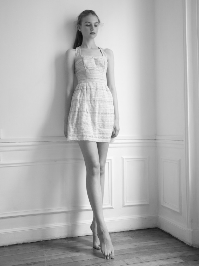 Emily / image courtesy LOOK Model Agency