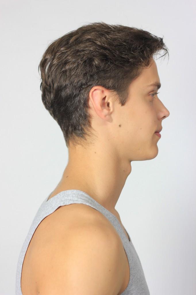 Christian / image courtesy MRA Models