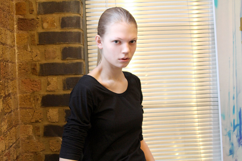 Sarah / image courtesy Elvis Models (1)