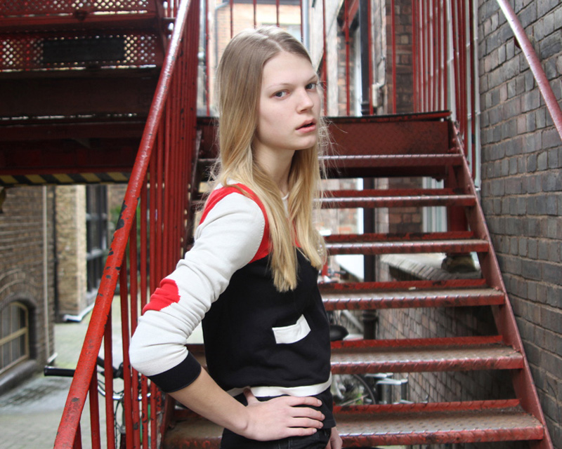 Sarah / image courtesy Elvis Models (5)