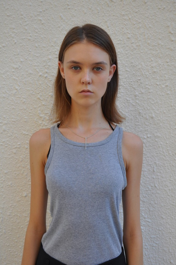 Sasha / image courtesy Model Partner