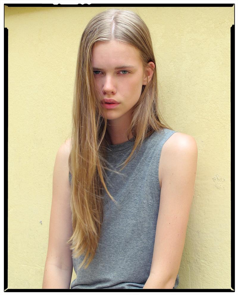 Stina Rapp / Modellink