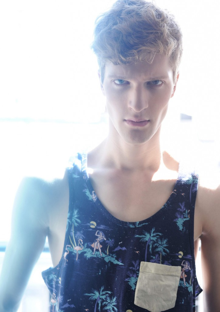 Ivan / image courtesy Fox Models (11)