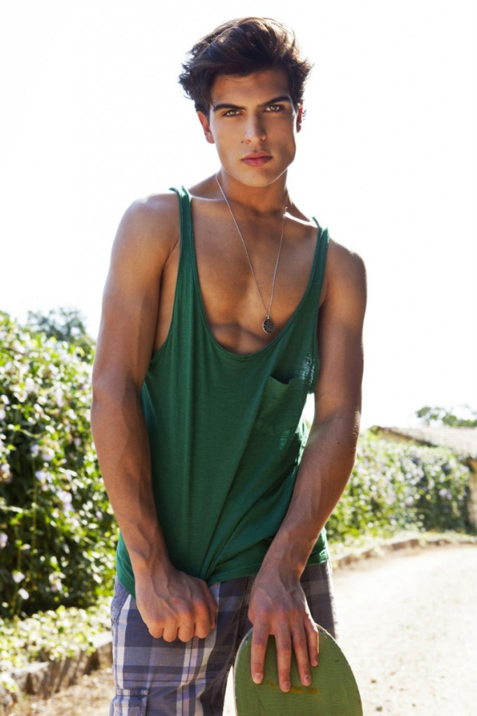 Lucas / image courtesy Didio & Closer Models (3)