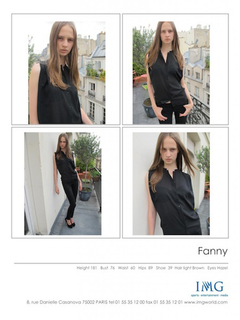 Fanny / image courtesy VM Model (11)