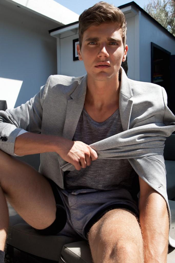 Matt / image courtesy Chosen Models (2)