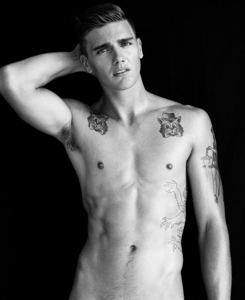 Matt / image courtesy Chosen Models (5)
