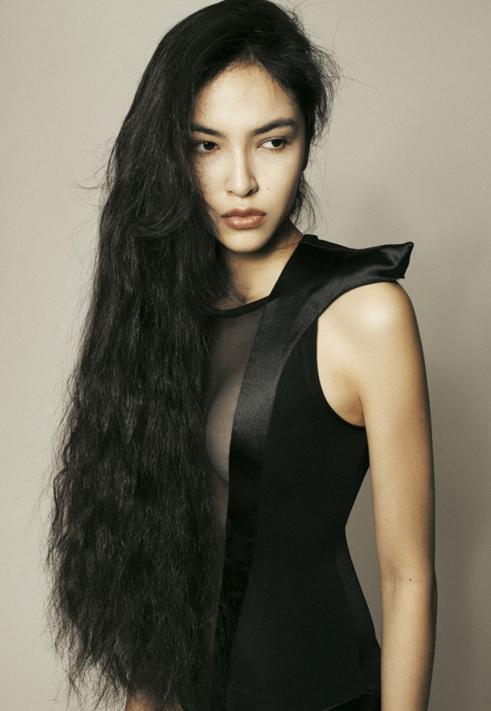 Aya / image courtesy Point Model Management (3)
