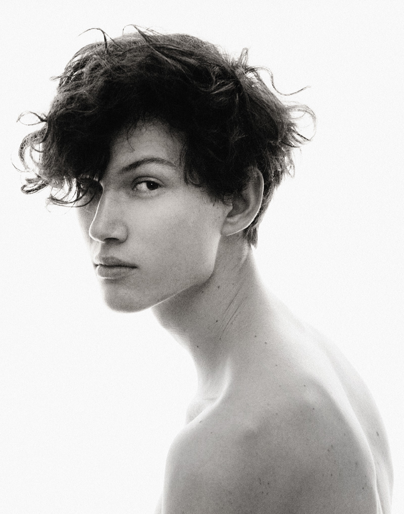 Lukas / image courtesy VIVA Models Berlin (2)