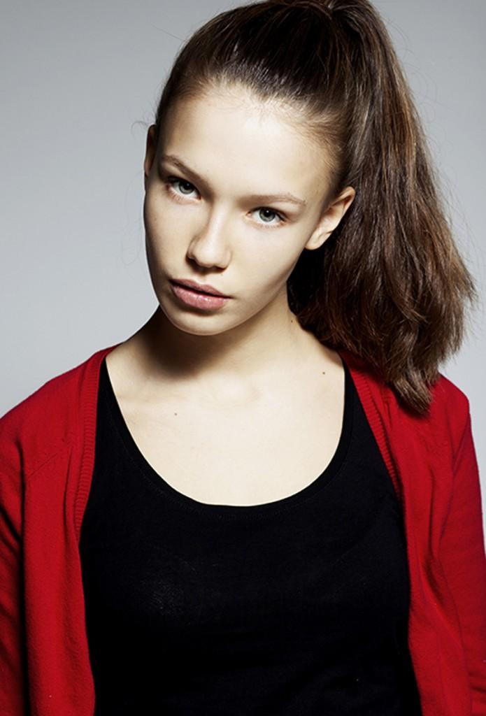 Victoria / image courtesy VIA Model Management (4)