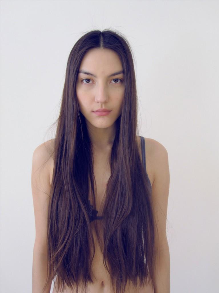 Aza / image courtesy World Fashion Models (13)