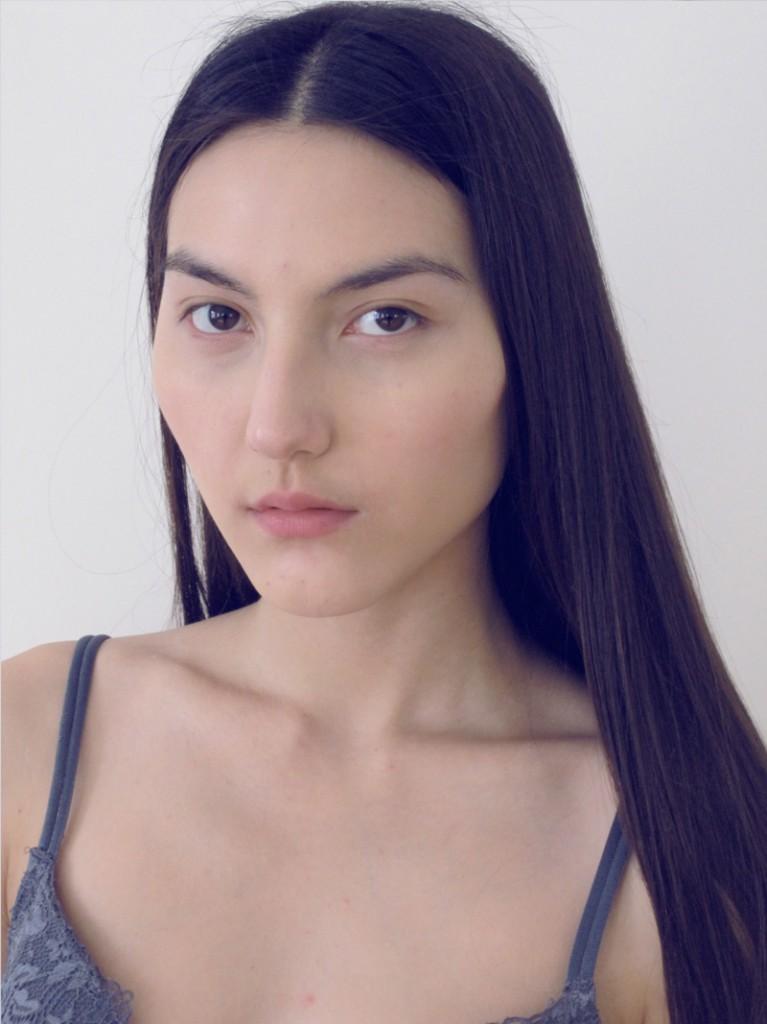 Aza / image courtesy World Fashion Models (10)