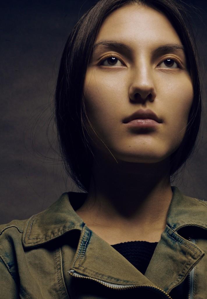 Aza / image courtesy World Fashion Models (3)