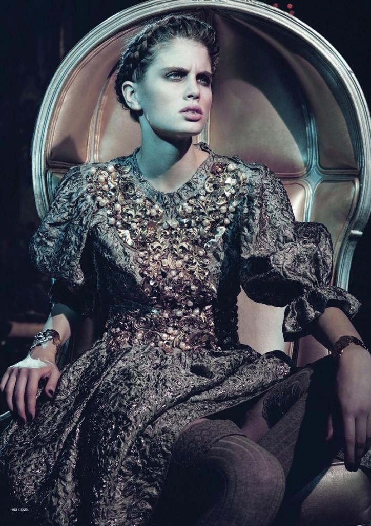 Livia / image courtesy Face Model Management (1)