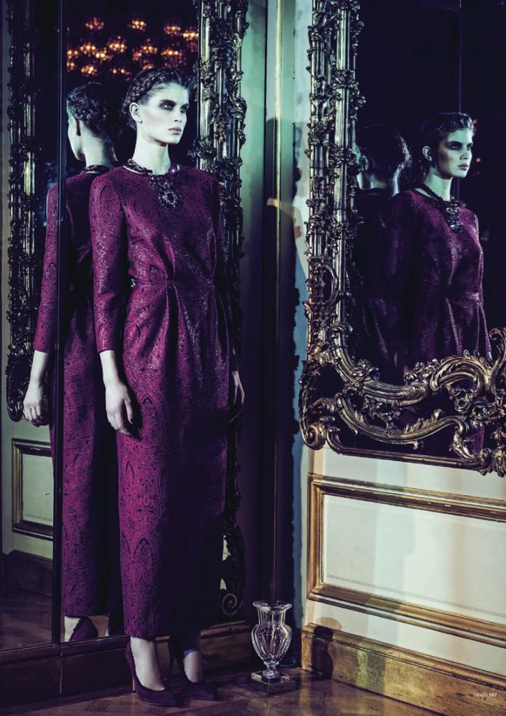 Livia / image courtesy Face Model Management (2)
