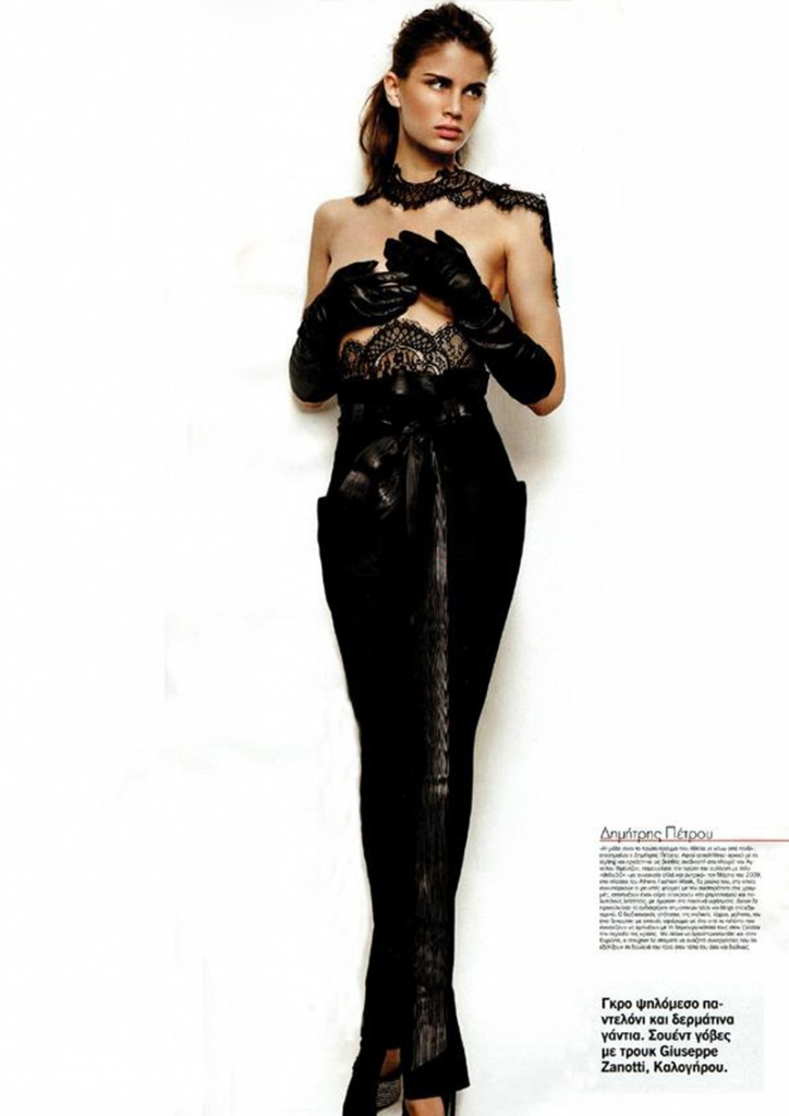 Livia / image courtesy Face Model Management (4)