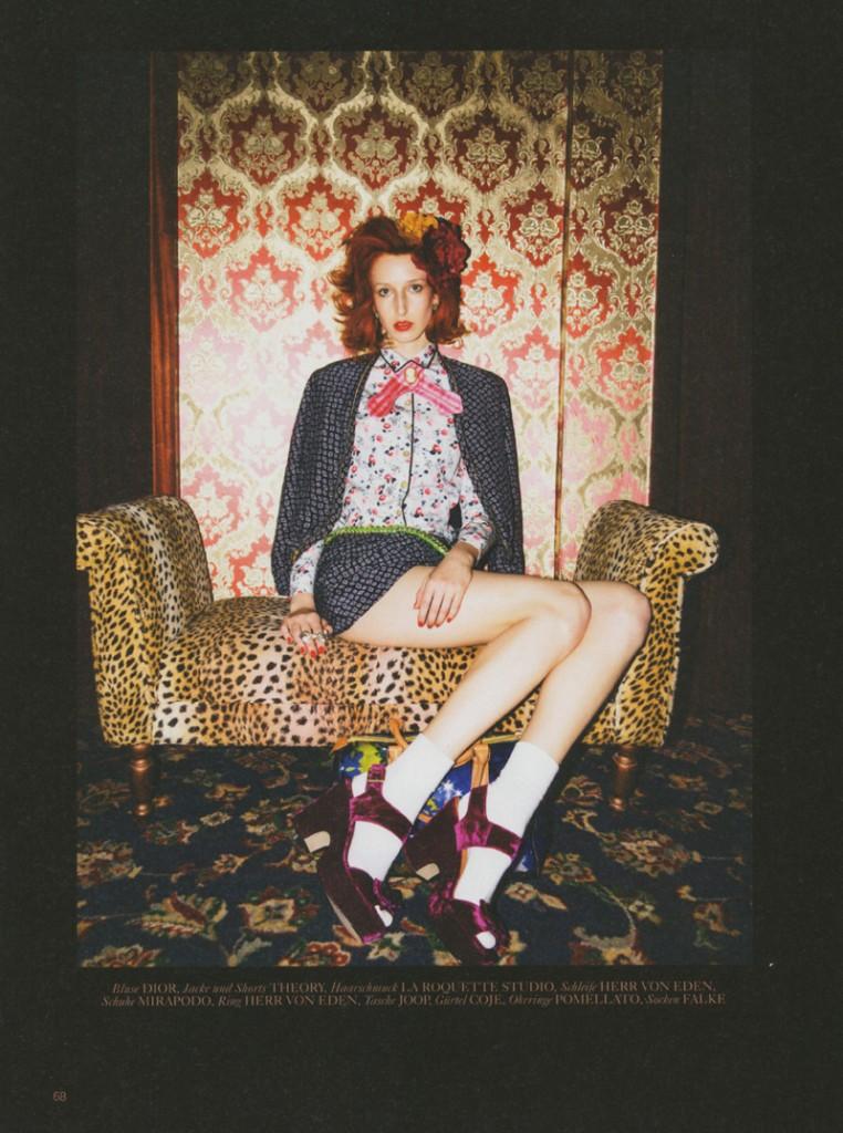 Sophia / image courtesy Model Management (4)