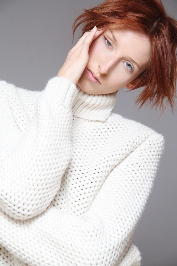 Sophia / image courtesy Model Management (8)