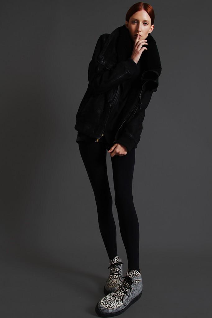 Sophia / image courtesy Model Management (11)