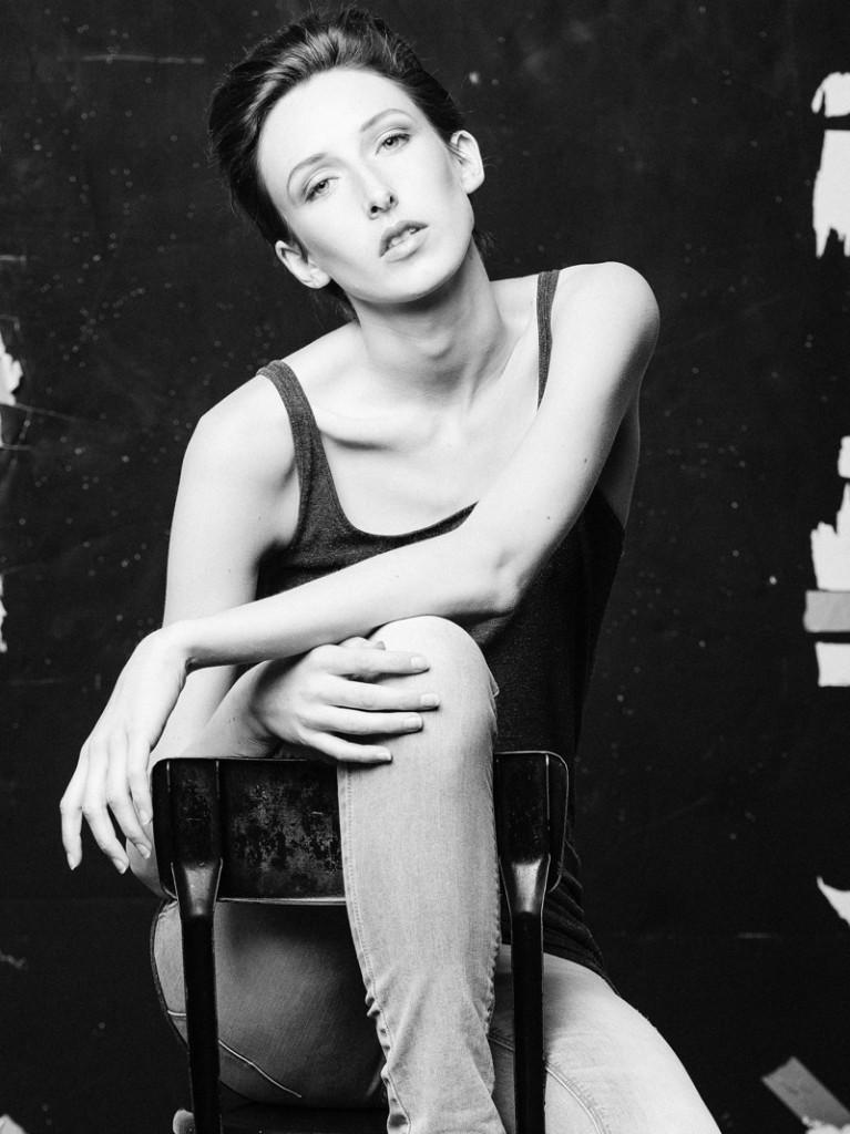 Sophia / image courtesy Model Management (10)