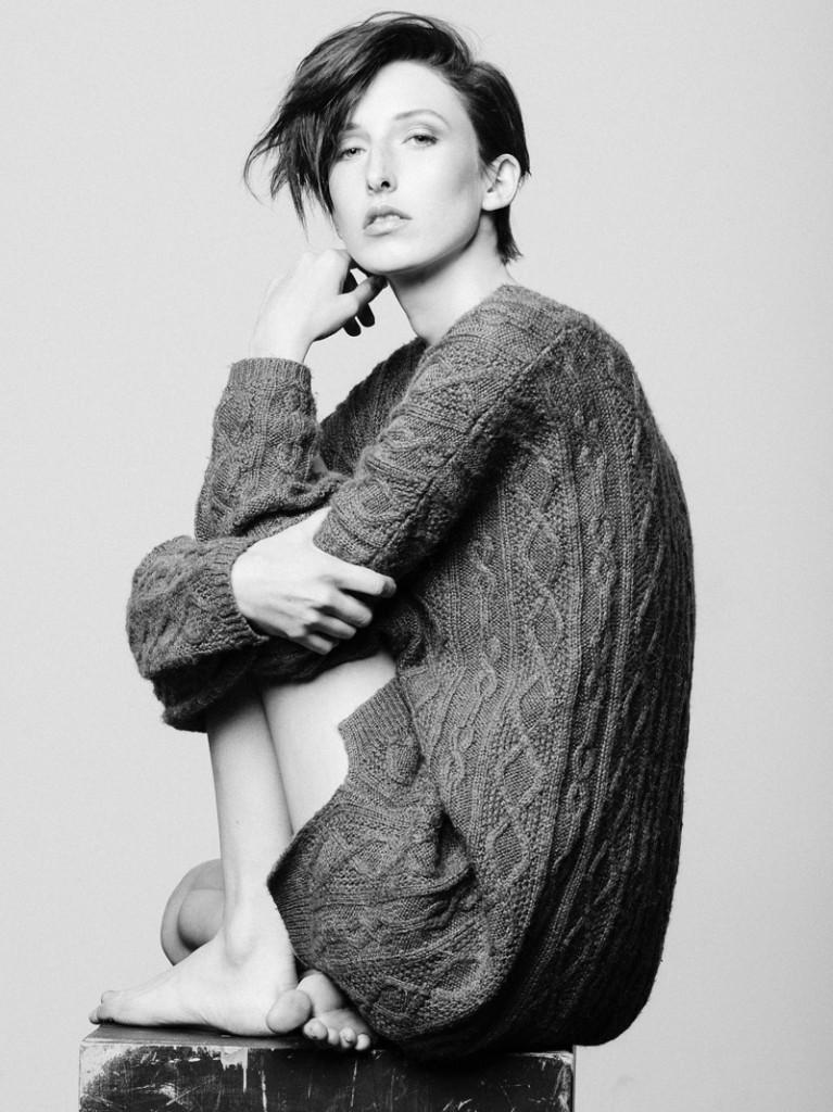 Sophia / image courtesy Model Management (9)