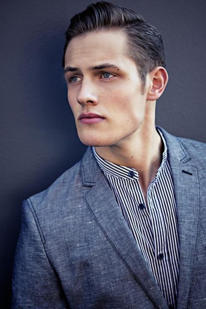 Alex / image courtesy SPIN Model Management (2)