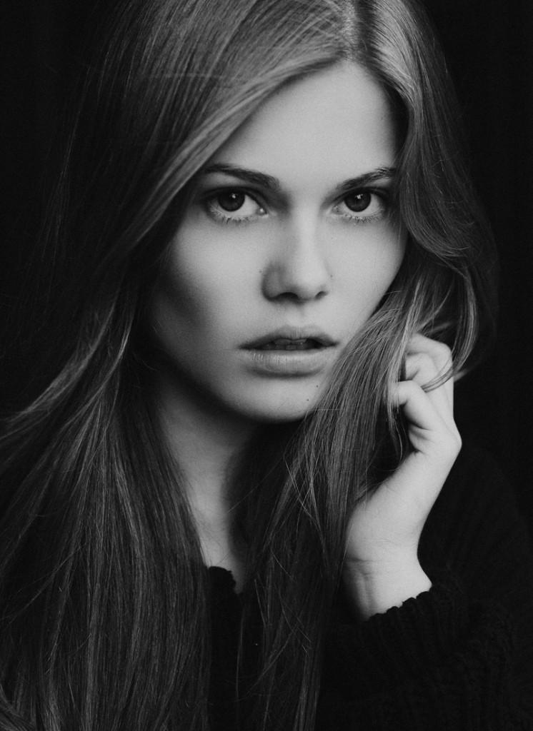 Vanessa / image courtesy Model Management (2)