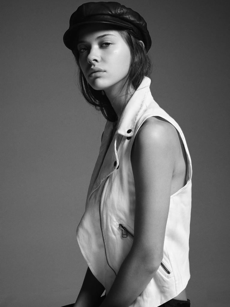 Polina / image courtesy The Lab Models (10)