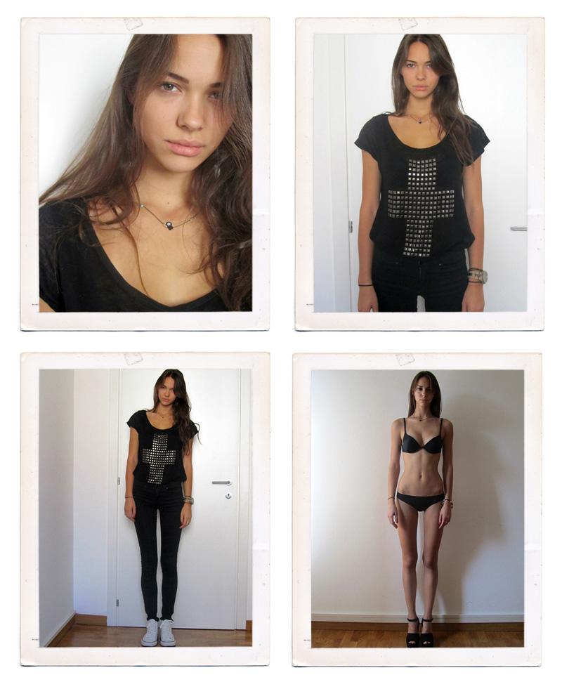 Polina / image courtesy The Lab Models (13)