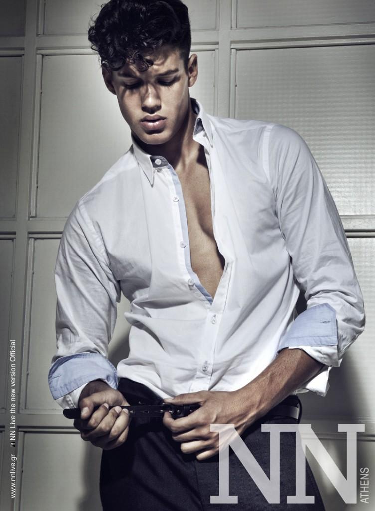 Christos / image courtesy Ace Models (4)
