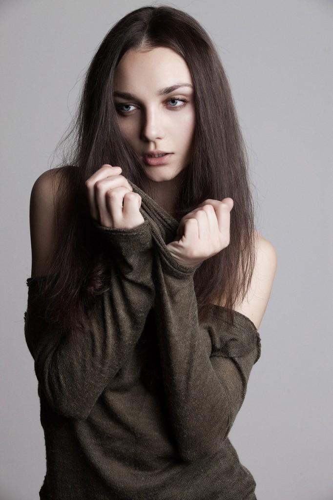 Diana / image courtesy World Fashion Models (11)