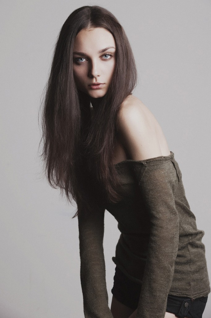 Diana / image courtesy World Fashion Models (10)