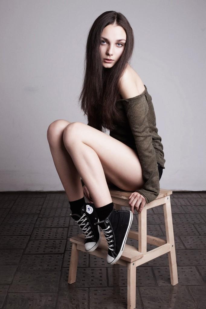 Diana / image courtesy World Fashion Models (5)