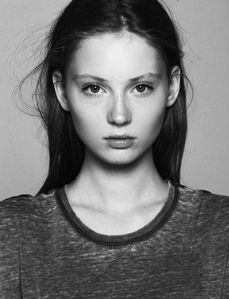 Kristina / image courtesy Ford Models Paris (1)